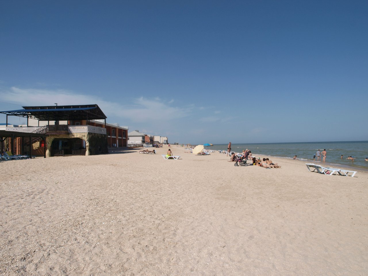 любительское фото с пляжа