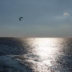 Серфингист на лимане