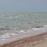 Пересыпь 2013 год, пляж