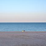 Пляж Санатория на закате