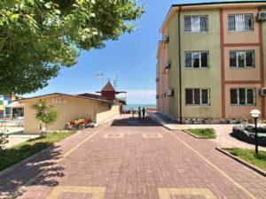 База отдыха Приморская Галатея в Кирилловке