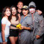 Ночной клуб «Aquadance» в аквапарке