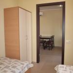 Люкс двухкомнатный 4-х местный - спальня 1