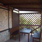 Люкс двухкомнатный 4-х местный - веранда