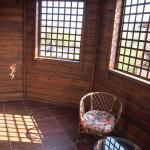 VIP-коттедж - балкон