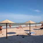 Пляж. Кирилловка.