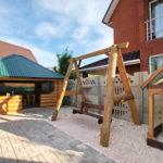 Мини-отель «Остров сокровищ» на косе Пересыпь