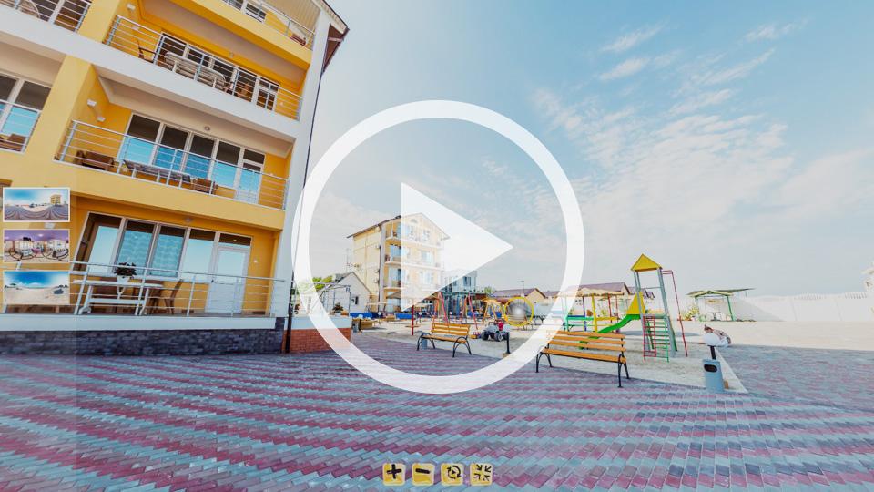 3D-тур базы отдыха Будивельник в Кирилловке