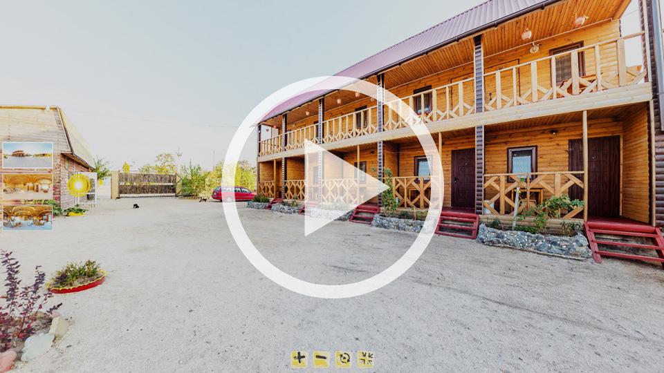 3D-тур базы отдыха Валентина в Кирилловке