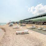 Домики на берегу моря