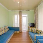 «VIP» апартаменты с кухней