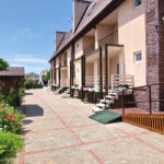 Отель Клеопатра в Кирилловке