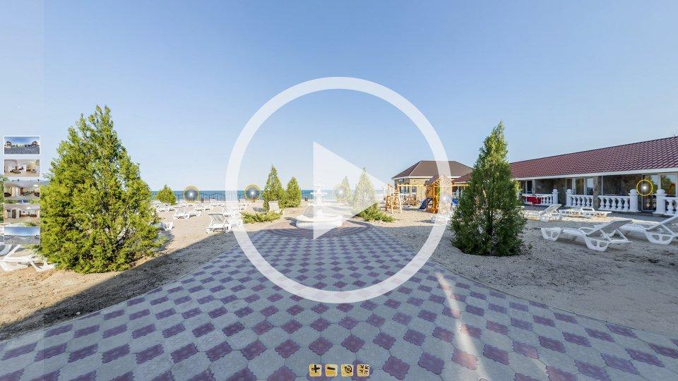 3D-тур отеля Respect в Кирилловке
