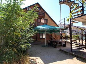 База отдыха Буратино в Кирилловке