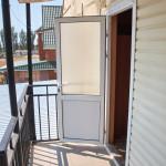 Трехкомнатный номер с двумя балконами