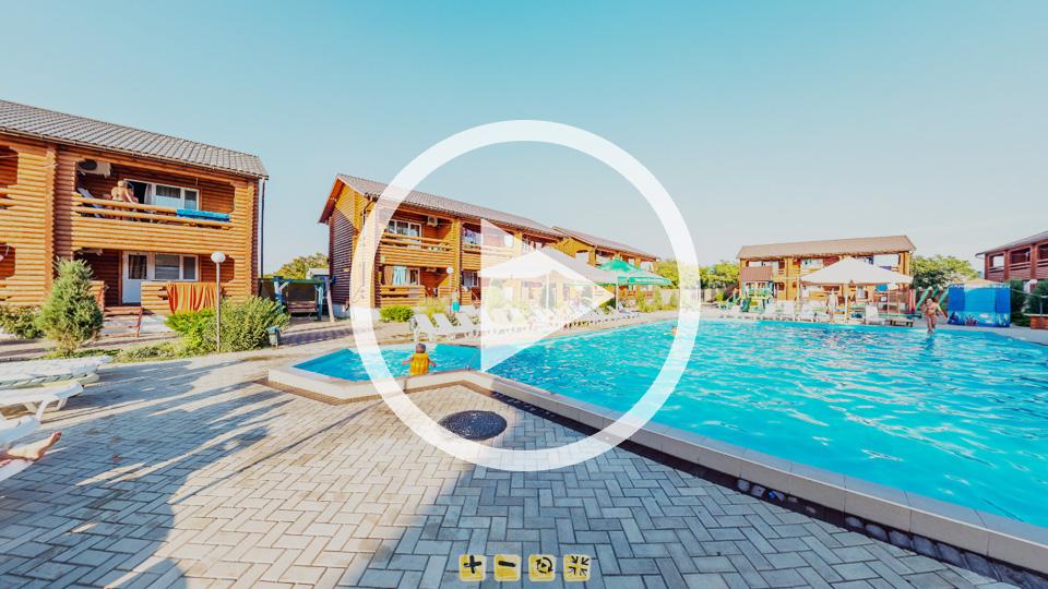 3D-тур базы отдыха SPA-отель АННА в Кирилловке
