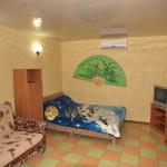 Люкс 3-4-х местный в корпусе №2, первый этаж