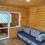 Номера Люкс 2-3-х местные - спальня