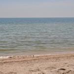 Пляж на Бирючем