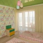 Трехкомнатный люкс №50 - детская