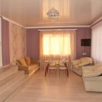 Трехкомнатный люкс №50 - гостиная