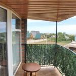 Двухкомнатный Люкс - балкон