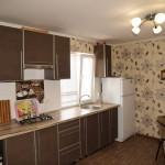Двухкомнатный номер с просторной кухней-прихожей