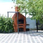 Территория гостевого дома Артишок