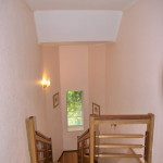 Коридор и лестница