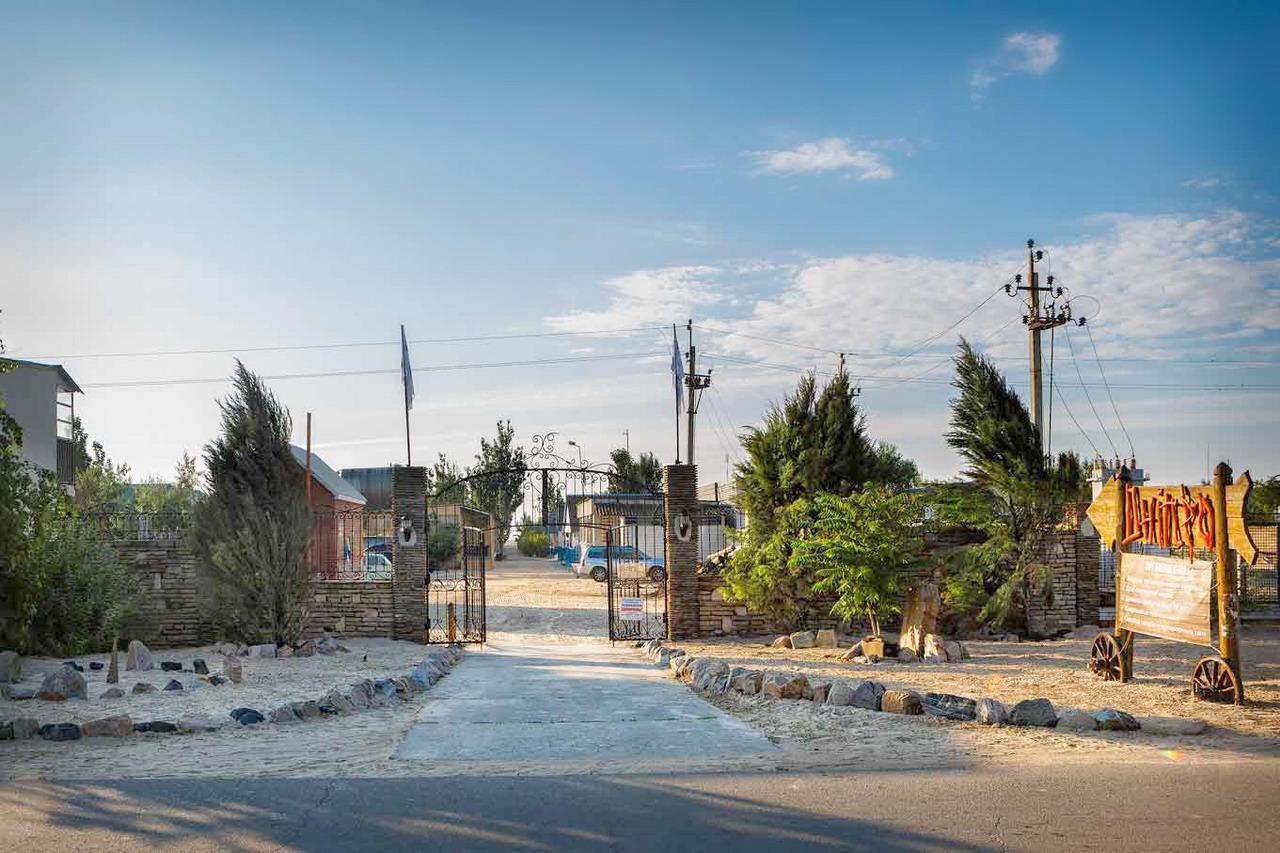 База отдыха Днепр в Кирилловке