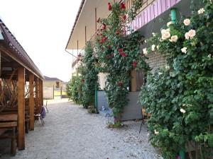 Гостевой дом Лазурная-12 в Кирилловке