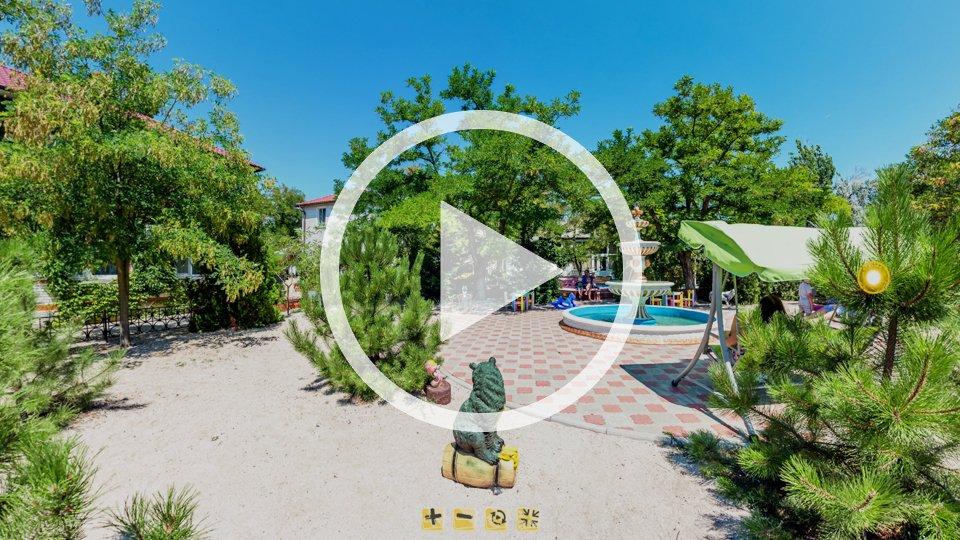 3D-тур базы отдыха Солнечный Берег в Кирилловке