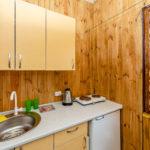 Номер «Люкс» 2-х местный с кухонной зоной
