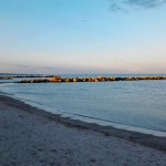 Приморск. Пляж. Любовь Сидоренко.