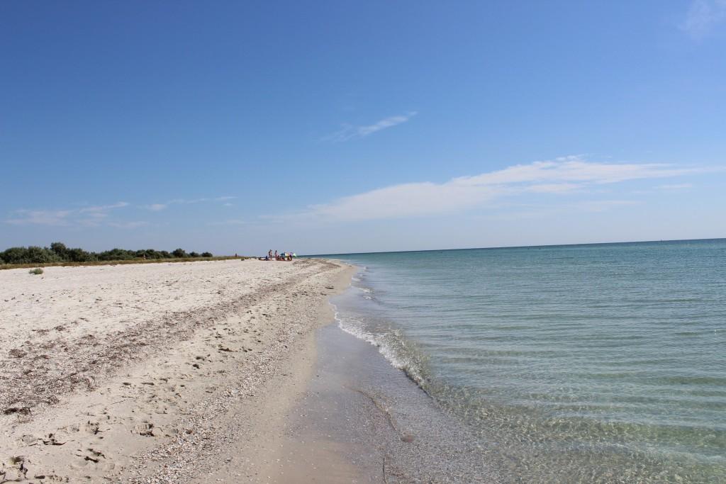 Пляжи рядом с Железным Портом