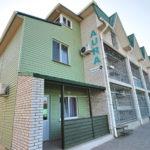 Мини-отель «Аура-Хаус» в Кирилловке, 2017 год