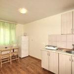 Номер «Люкс» 3-х местный двухуровневый в коттедже, кухня
