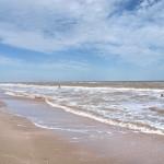 Пляж возле базы отдыха Ромашка