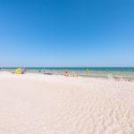 Пляж возле базы отдыха
