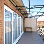 Номер «Повышенной комфортности» 6-ти местный двухкомнатный, балкон