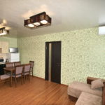 Номер «Повышенной комфортности» 6-ти местный двухкомнатный, гостиная