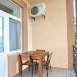 Номер «С удобствами» 3-х местный, балкон