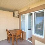 Номер «С удобствами» 2-х местный, балкон