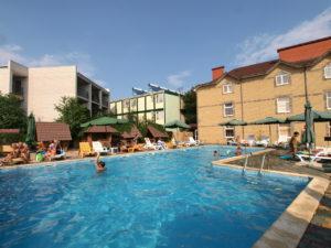 Отель Европейский в Кирилловке