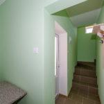 Двухэтажный коттедж, первый этаж