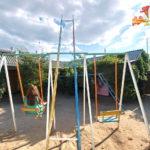 Детская площадка гостевого дома