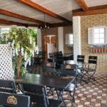 Основной зал кафе Фишка