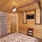 «Апартаменты» 5-ти местные в деревянном срубе