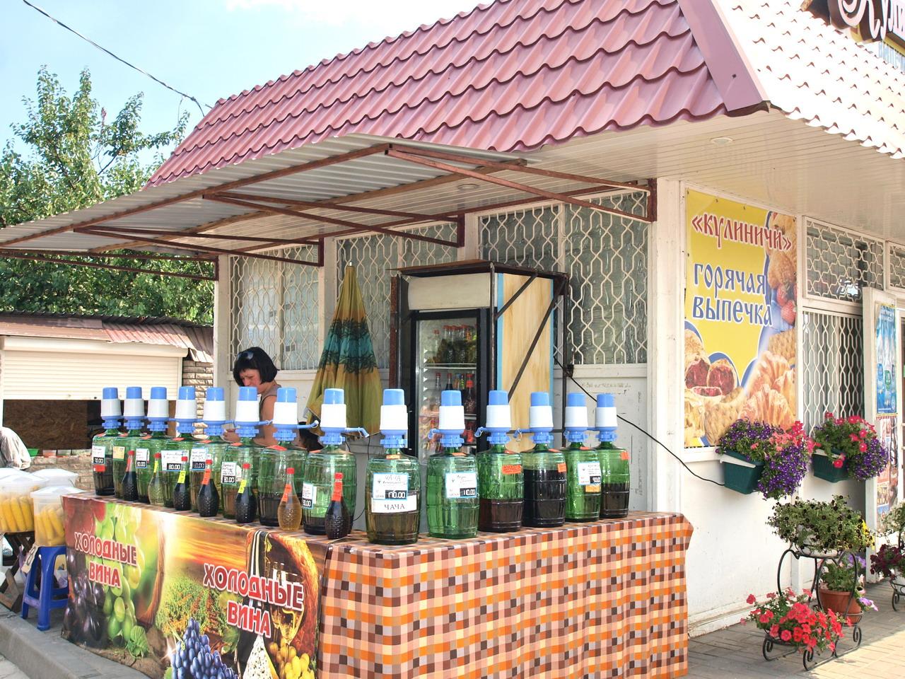 Домашнее вино в Кирилловке