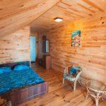 «Люкс» 2-х местный в деревянном домике
